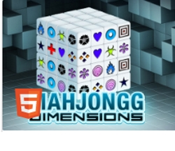 Mahjongg Dimention